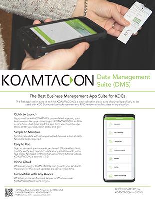 KOAMTACON PDF Brochure
