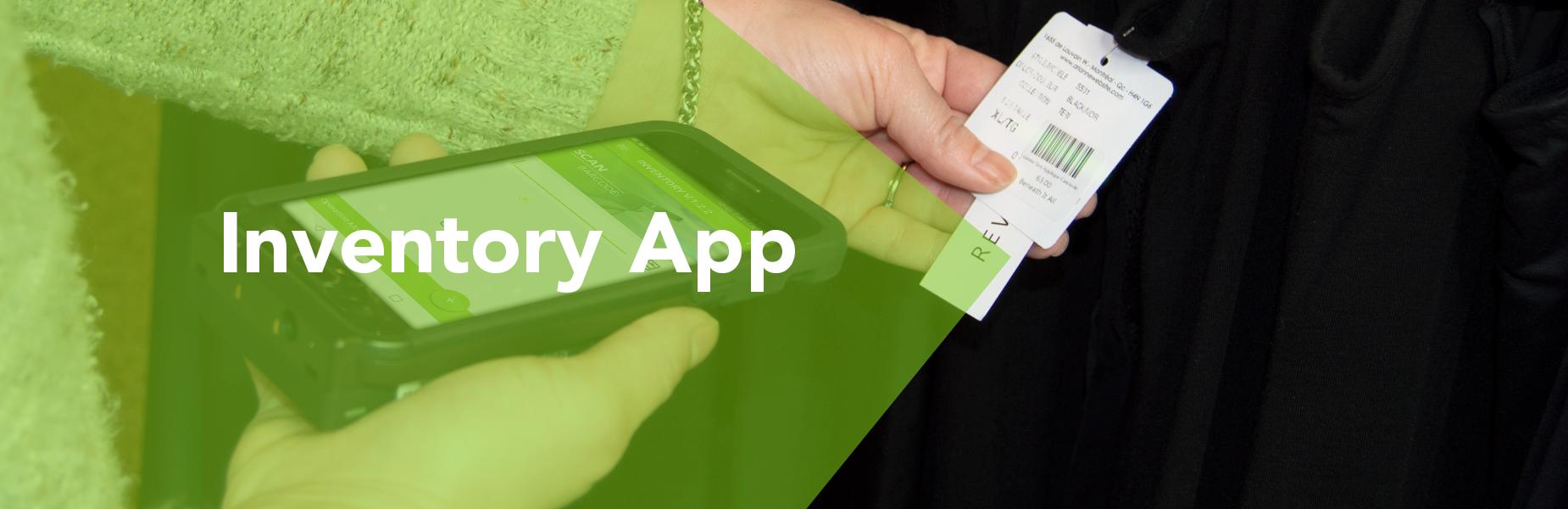 KOAMTACON Inventory App by KOAMTAC