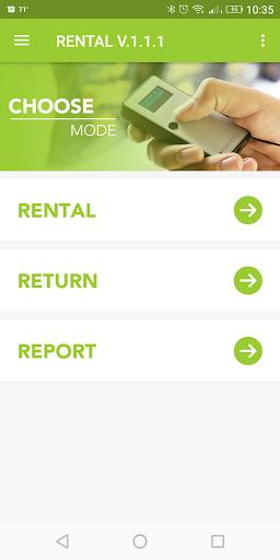 Rental App KOAMTACON by KOAMTAC