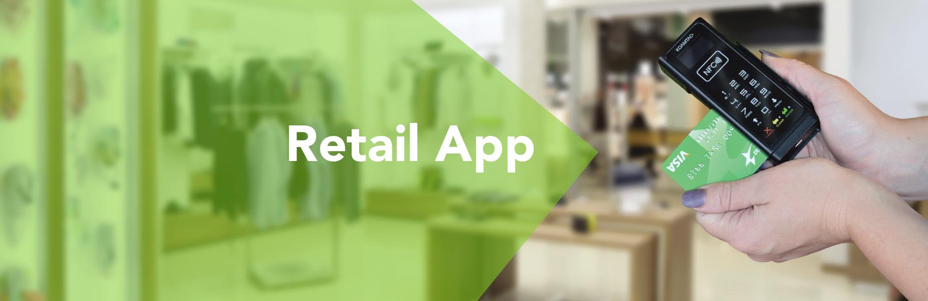 Retail App KOAMTACON